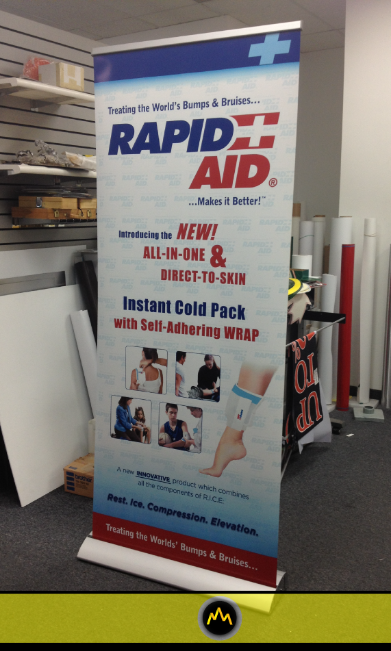 Rapid Aid Banner