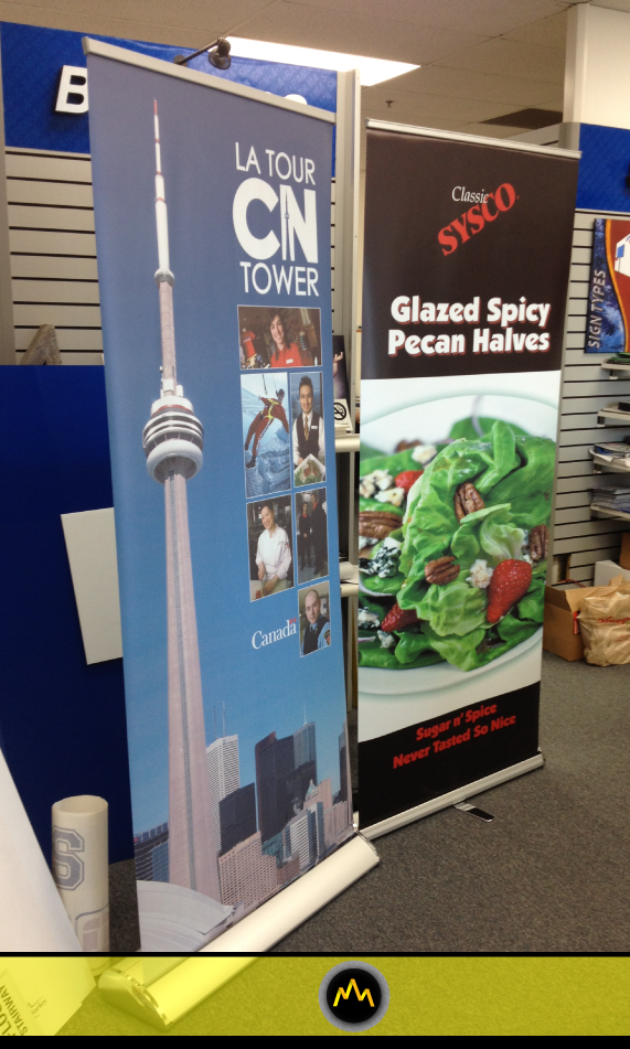 CN Tower Tour Banner