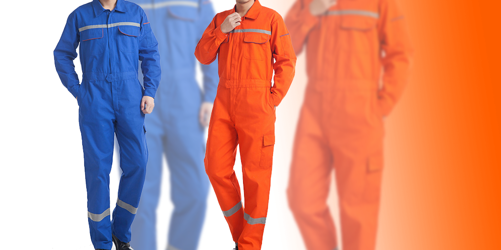 Workwear and Safety Clothes