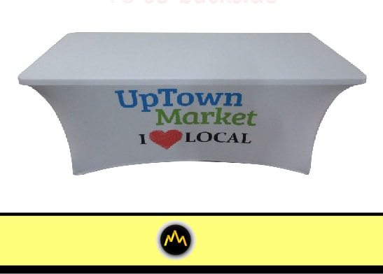 Uptown Market Table Cover