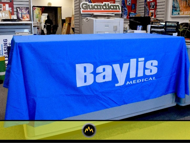 Baylis Table Cover